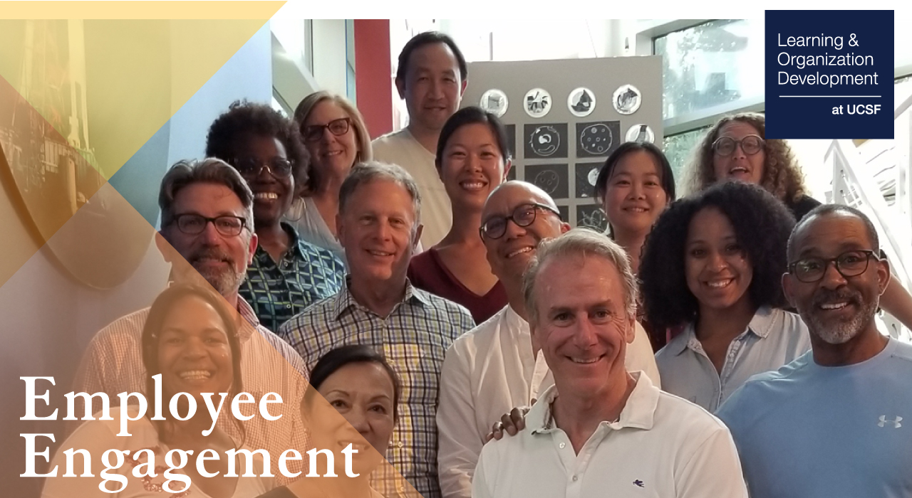 L&OD Staff Employee Engagement